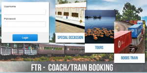 IRCTC Indian Railways FTR Registration Booking